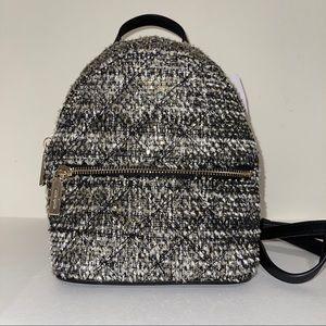 Kate Spade Natalia Tweed Mini Convertible Backpack